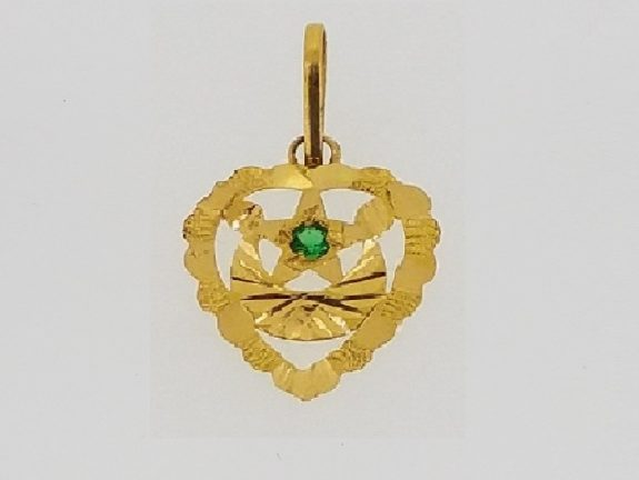 KIDS CHAIN PENDENT