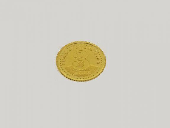 24KT GOLD COIN